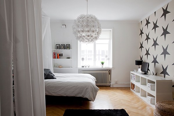 Muebles Ikea; Ideas para decorar un dormitorio