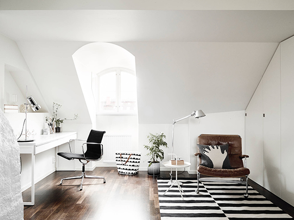 Decorar en blanco y negro