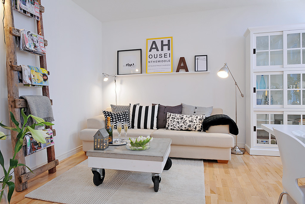 Como decorar un mini duplex