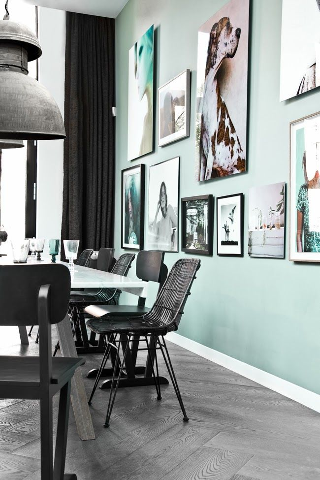 Decorar con el color mint, ¡el color del momento!
