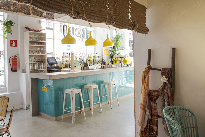 Boho bar bohochicstylebohochicstyle - Decoracion interiores madrid ...