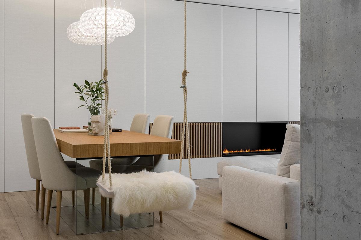 Proyecto de decoración online; El nuevo Salón-Comedor de Ana.